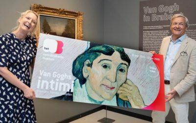 Bezoek aan Van Goghs intimi