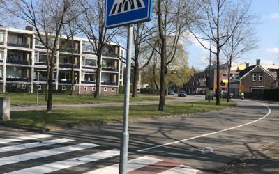 Bezwaar verwijdering zebrapaden Willem van Oranjelaan